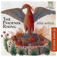 HMU80 7572. The Phoenix Rising. stile antico