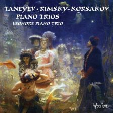 CDA68159. TANEYEV; RIMSKY-KORSAKOV Piano Trios