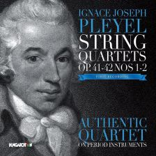 HCD32783. PLEYEL String Quartets