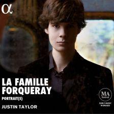 ALPHA247. La famille Forqueray: Portrait(s)