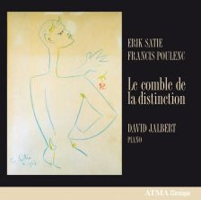 ACD2 2683. SATIE, POULENC Le comble de la distinction