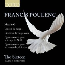 COR16149. POULENC Mass in G. Motets