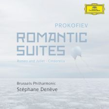 481 6548. PROKOFIEV 'Romantic Suites' - Cinderella; Romeo and Juliet