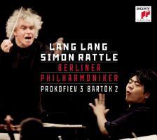 88883 73226-2. BARTÓK Piano Concerto No 2 PROKOFIEV Piano Concerto No 3. Lang Lang/Rattle