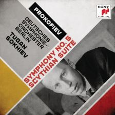 88875 18515-2. PROKOFIEV Symphony No 5. Scythian Suite