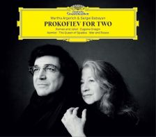 479 9854GH. Argerich and Babyan: Prokofiev for Two