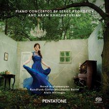 PTC5186 510. KHACHATURIAN; PROKOFIEV Piano Concertos