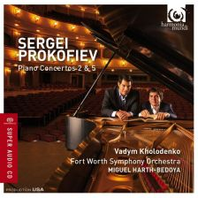 HMU80 7631. PROKOFIEV Piano Concertos Nos 2 & 5