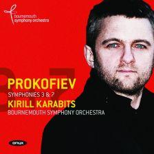 ONYX4137. PROKOFIEV Symphonies Nos 3 & 7