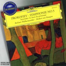 PROKOFIEV Symphony No 5; STRAVINSKY The Rite of Spring