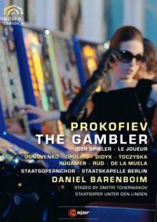 PROKOFIEV The Gambler