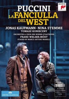 88875 06406-9. PUCCINI La fanciulla del West