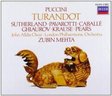 PUCCINI Turandot – Mehta