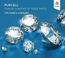 VIVAT110. PURCELL 12 Sonatas of 3 Parts