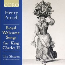 COR16163. PURCELL Welcome Songs for King Charles II
