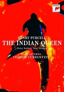 88875049519. PURCELL The Indian Queen