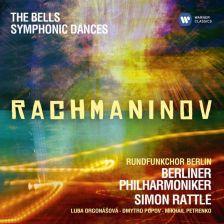 984 5192 RACHMANINOV The Bells. Symphonic Dances. Berlin Phil/Rattle