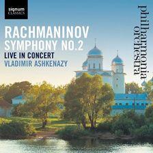 SIGCD530. RACHMANINOV Symphony No 2 (Ashkenazy)