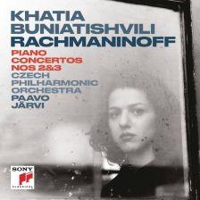 88985 40241-2. RACHMANINOV Piano Concertos Nos 2 & 3