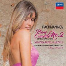 481 4393. RACHMANINOV Piano Concerto No 2. Variations on a Theme of Corelli
