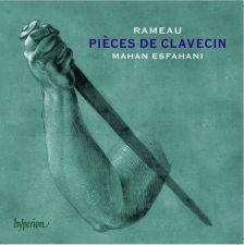 CDA68071-2. RAMEAU Pièces de Clavecin
