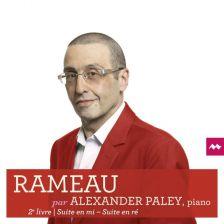 LMU003. RAMEAU Nouvelles Suites de Pièces de Clavecin: Livre II