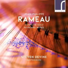 RES10214. RAMEAU Complete Solo Keyboard Works