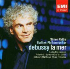 Debussy (La) Mer; (La) Boîte à joujoux; Préludes