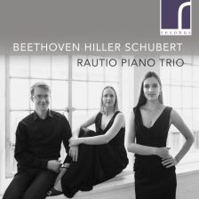 RES10203. Rautio Piano Trio: Beethoven, Hiller, Schubert