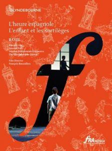 FRA008. RAVEL L'Enfant et les Sortilèges. l'Heure Espagnole. Kazushi Ono