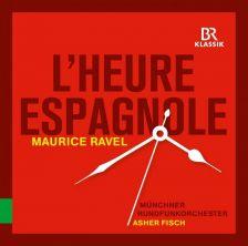900317. RAVEL L'Heure Espagnol
