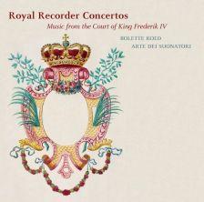 6 220630 Royal Recorder Concertos, Bolette Roed
