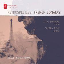 CHRCD082. Retrospective: French Sonatas