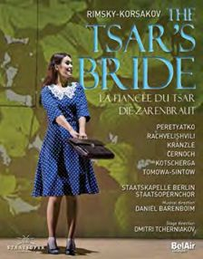 BAC405. RIMSKY-KORSAKOV The Tsar's Bride