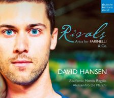 88837 44012 Rivals: Arias for Farinelli & Co, David Hansen