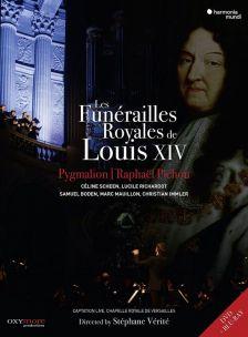 HMD990 9056/7. Les Funérailles Royales de Louis XIV