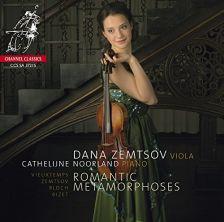 CCSSA37215. Dana Zemtsov: Romantic Metamorphoses