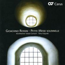 83.406 ROSSINI Petite Messe solennelle Tonu Kaljuste