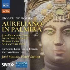 8 660448-50. ROSSINI Aureliano in Palmira (Pérez-Sierra)
