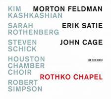 481 1796. FELDMAN Rothko Chapel