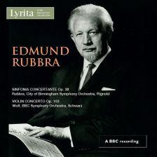 REAM1134. RUBBRA Sinfonia Concertante. Violin Concerto