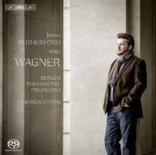 BIS2080. WAGNER Arias and Excerpts. James Rutherford