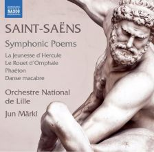 8 573745. SAINT-SAËNS Symphonic Poems