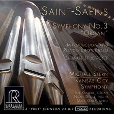 RR136. SAINT-SAËNS Symphony No 3