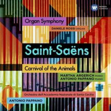 90295 75555. SAINT-SAËNS Organ Symphony. Carnival of the Animals