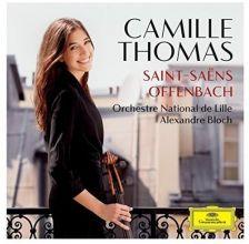 479 7520. SAINT-SAËNS Cello Concerto No 1 (Camille Thomas)