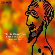 BIS2225. SATIE Piano Music Vol 2