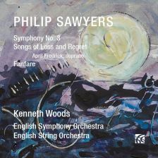 NI6353. SAWYERS Symphony No 3. Songs of Loss and Regret