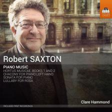 TOCC0458. SAXTON Piano Music