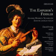 CD718. SCHMELZER The Emperor's Fiddle